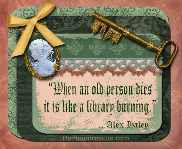 Alex Haley's quote #5
