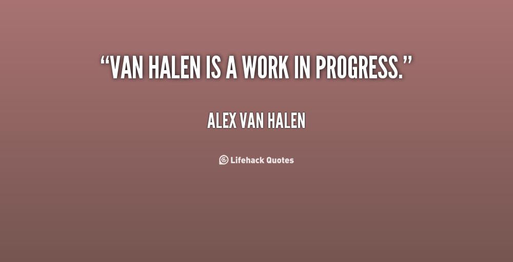 Alex Van Halen's quote #2