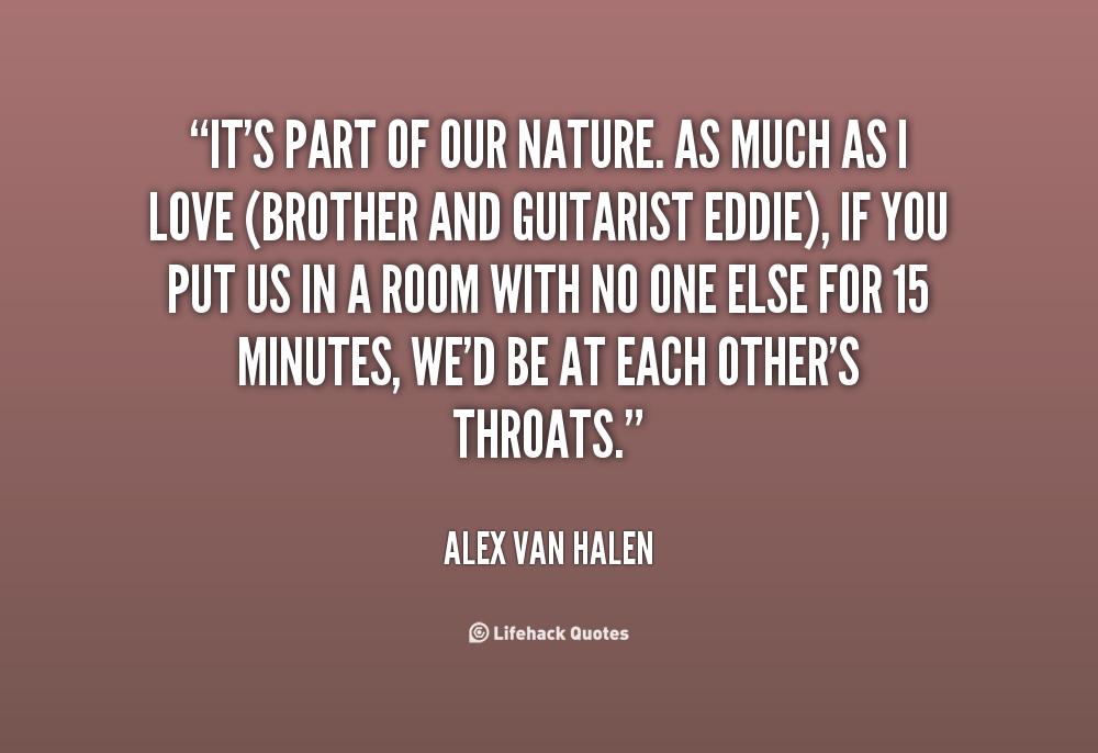 Alex Van Halen's quote #4