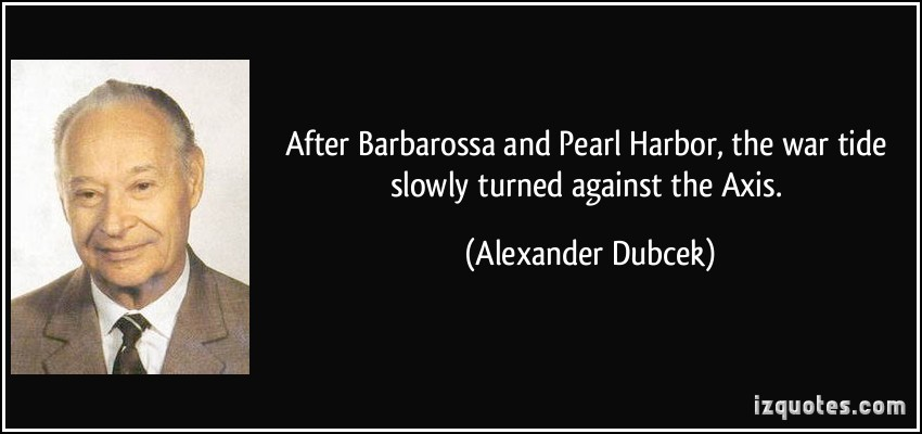 Alexander Dubcek's quote #4