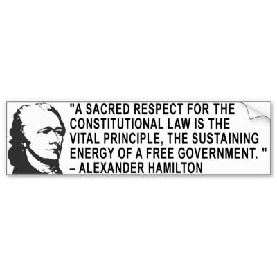 Alexander Hamilton's quote #1