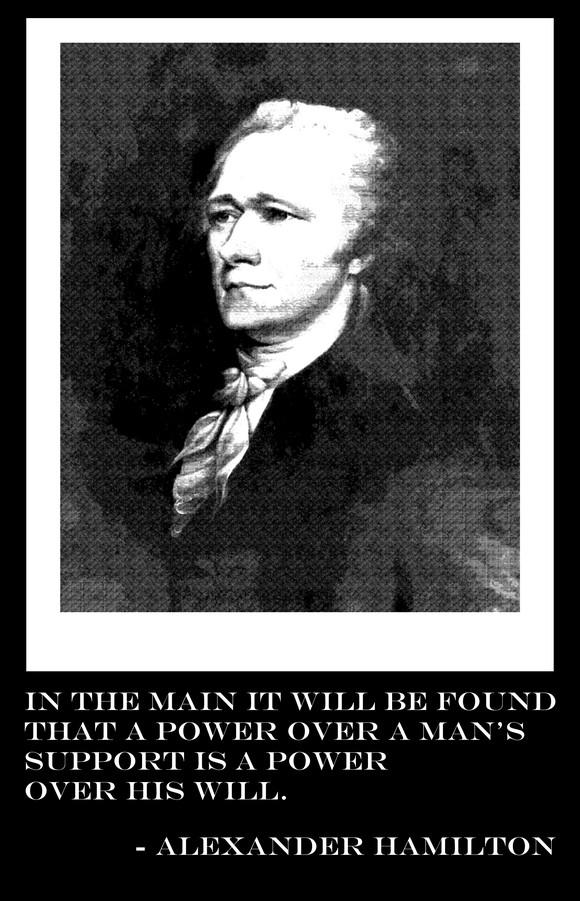 Alexander Hamilton's quote #3
