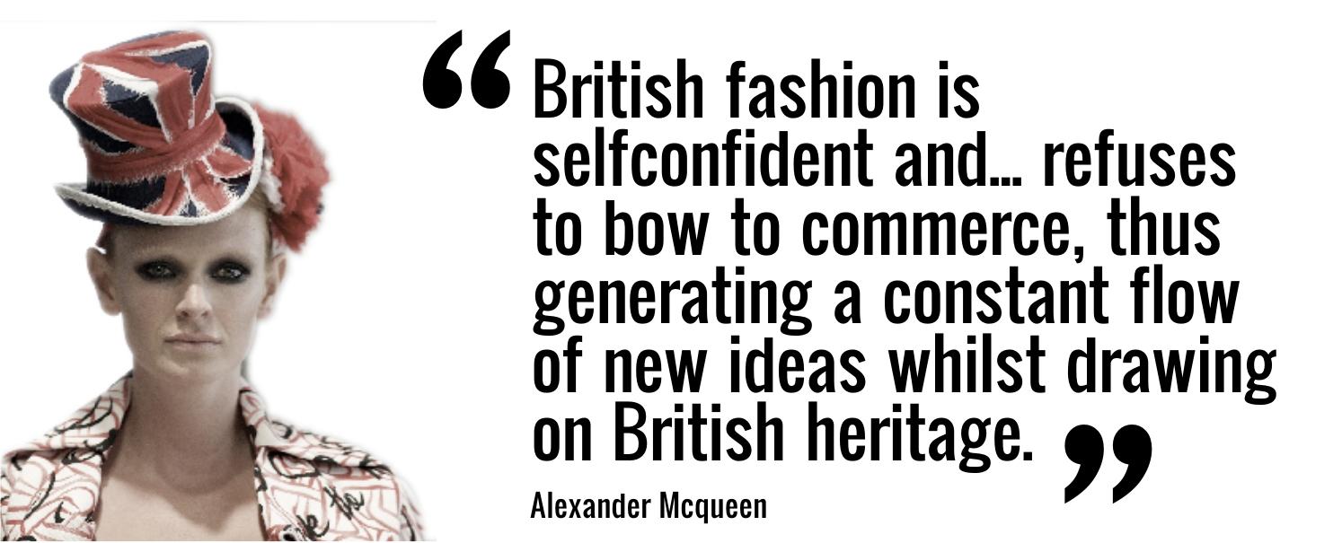 Alexander McQueen's quote #4