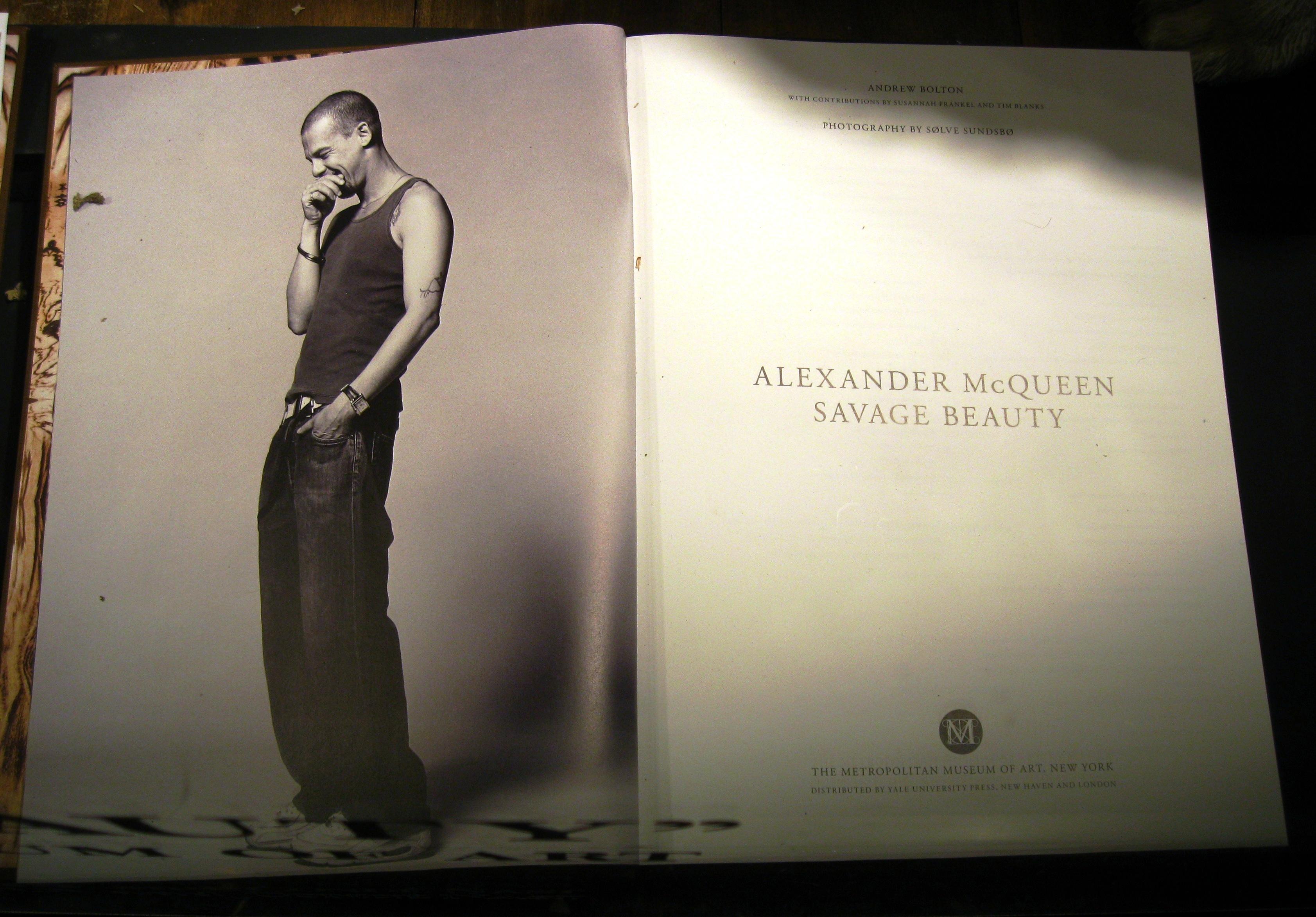 Alexander McQueen's quote #1