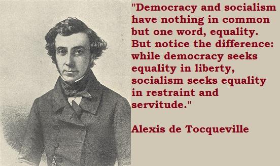 Alexis de Tocqueville's quote #3