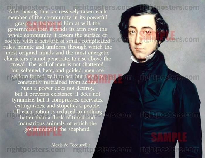 Alexis de Tocqueville's quote #2