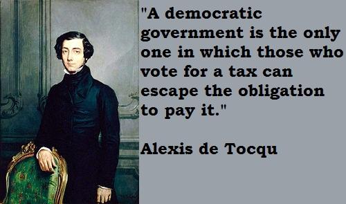Alexis de Tocqueville's quote #6