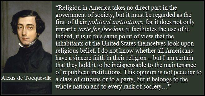 Alexis de Tocqueville's quote #8