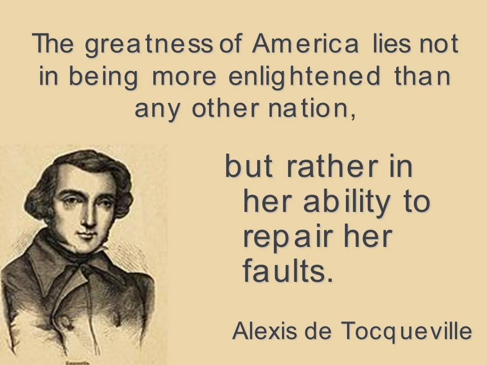 Alexis de Tocqueville's quote #7