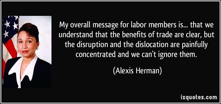 Alexis Herman's quote #6