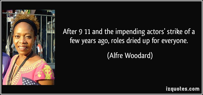 Alfre Woodard's quote