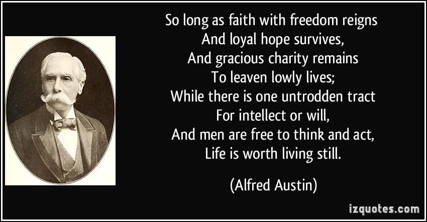 Alfred Austin's quote #3