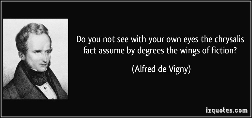 Alfred de Vigny's quote #2