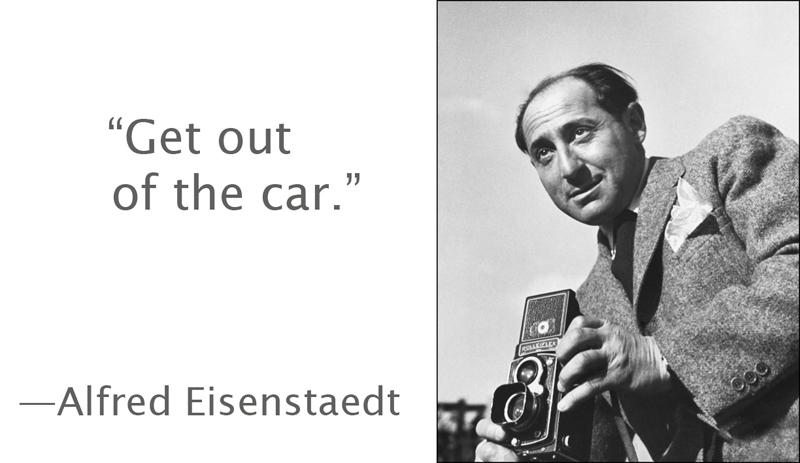Alfred Eisenstaedt's quote #4