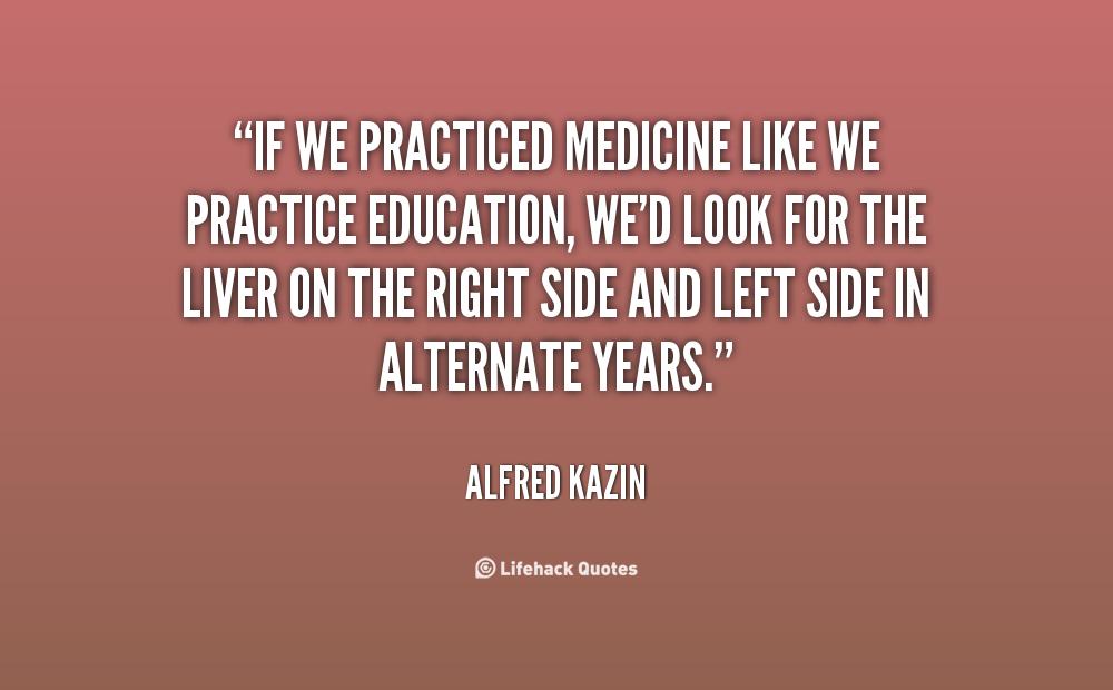 Alfred Kazin's quote