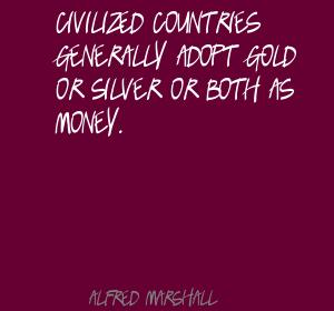 Alfred Marshall's quote #2