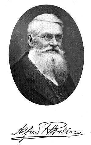 Alfred Russel Wallace's quote #3