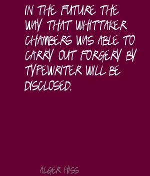Alger Hiss's quote #1