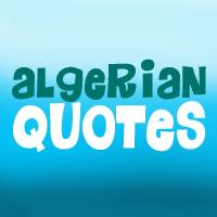 Algerian quote #2