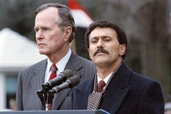 Ali Abdullah Saleh's quote #4
