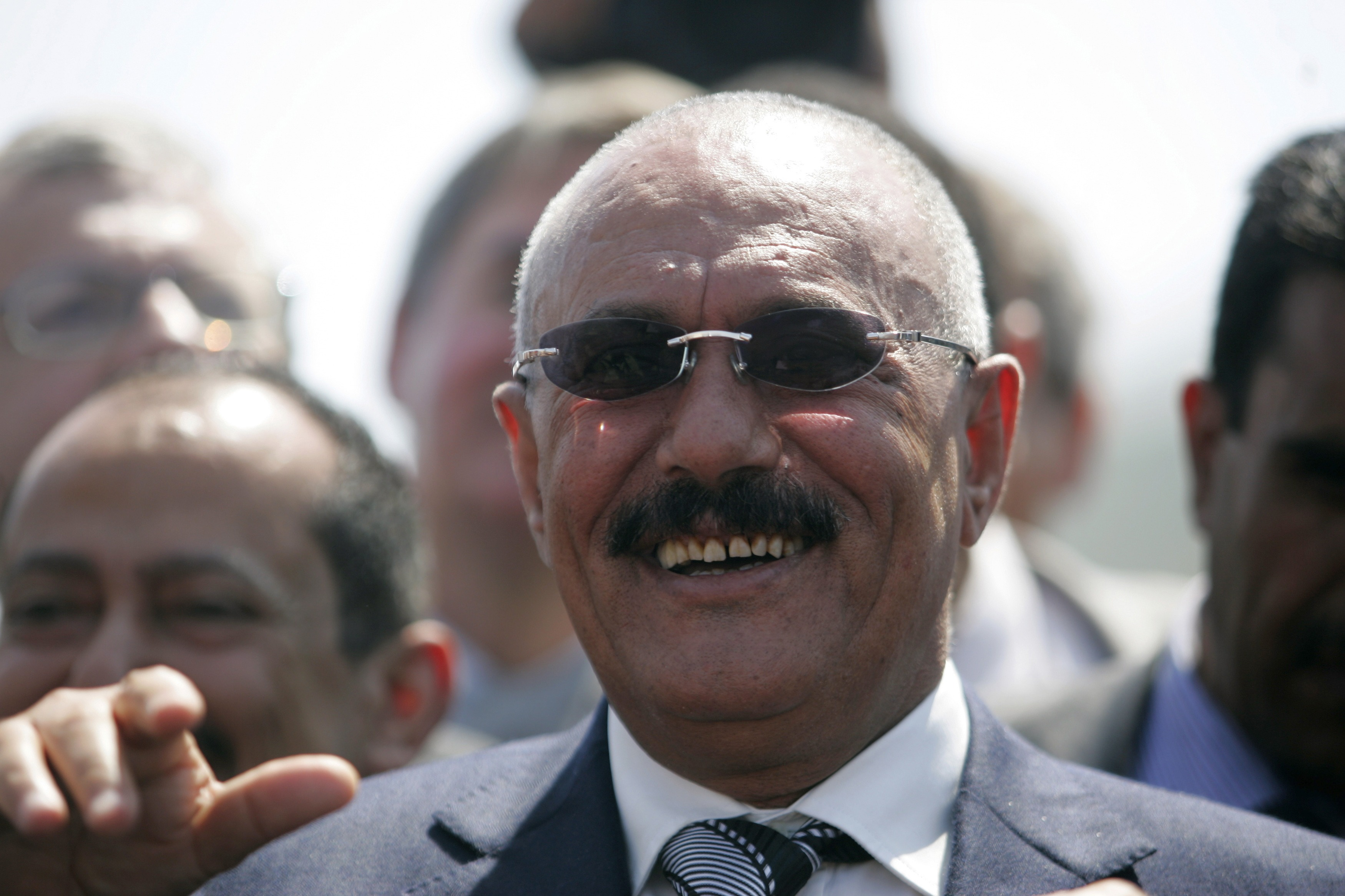 Ali Abdullah Saleh's quote #1