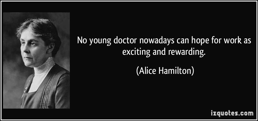 Alice Hamilton's quote #5