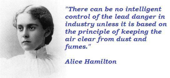 Alice Hamilton's quote #4