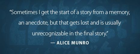 Alice Munro's quote #4