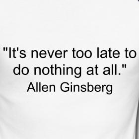 Allen Ginsberg's quote #3
