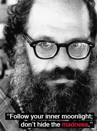 Allen Ginsberg's quote #7