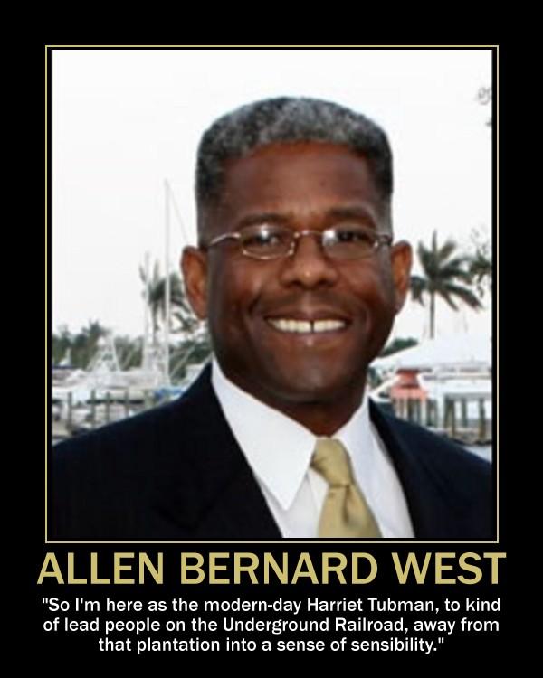 Allen West's quote