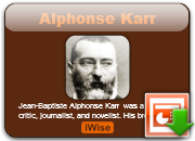 Alphonse Karr's quote #5