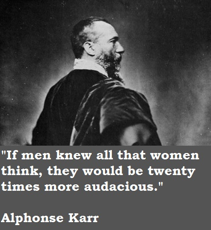 Alphonse Karr's quote #4