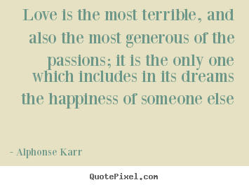 Alphonse Karr's quote #1