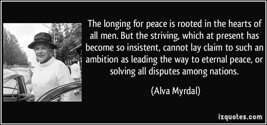 Alva Myrdal's quote #3