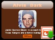 Alvin Dark's quote