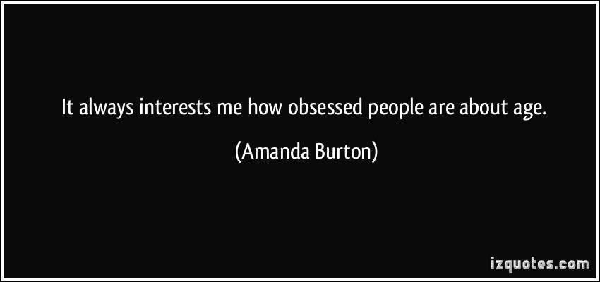 Amanda Burton's quote #3