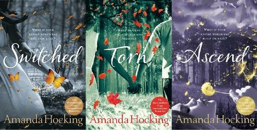 Amanda Hocking's quote #7