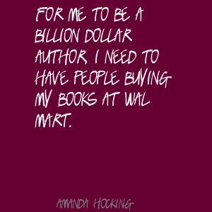 Amanda Hocking's quote #5