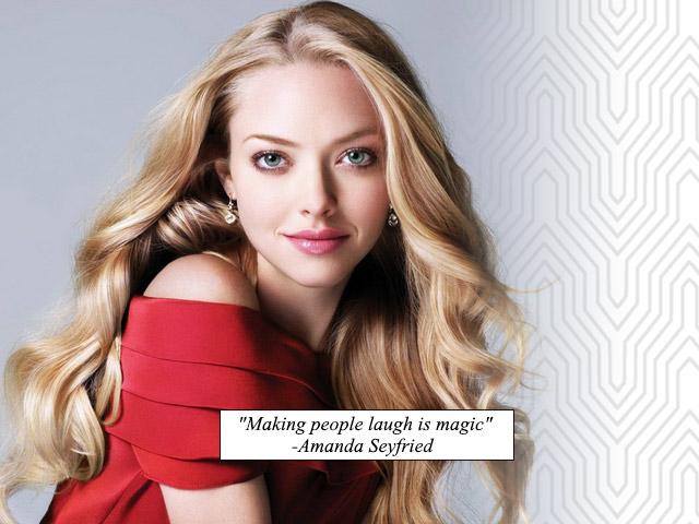 Amanda Seyfried's quote #2