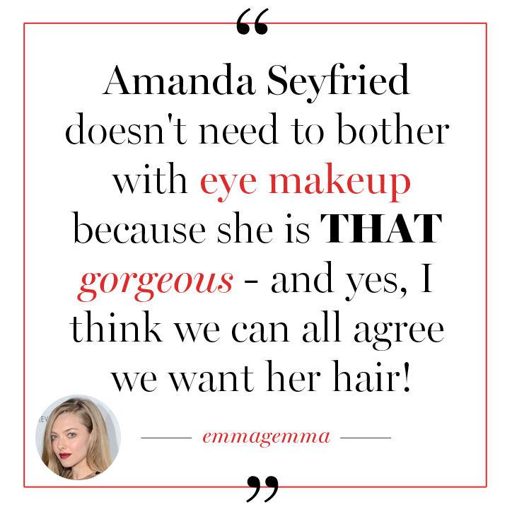 Amanda Seyfried's quote #3