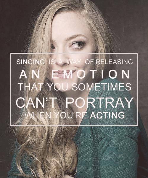 Amanda Seyfried's quote #4