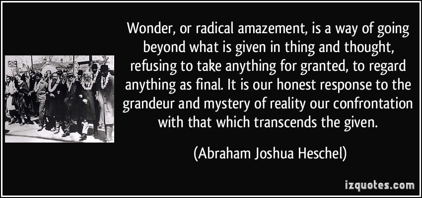 Amazement quote #1