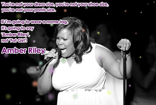 Amber Riley's quote #4