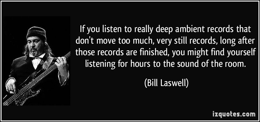 Ambient quote #1