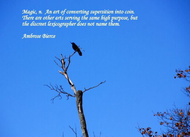 Ambrose Bierce's quote #1