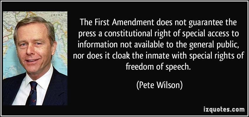Amendment Rights quote #1