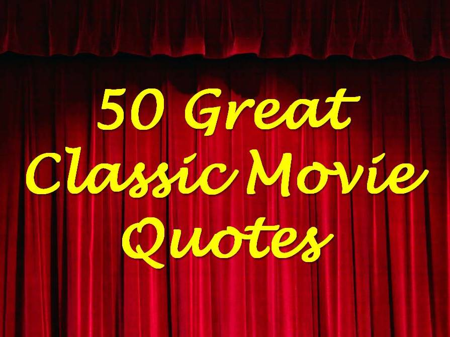 American Cinema quote #2