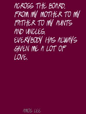 Amos Lee's quote #7