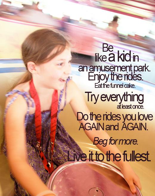 Amusement quote #1